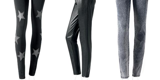 I leggings della collezione autunno-inverno 2015/2016 di Calzedonia