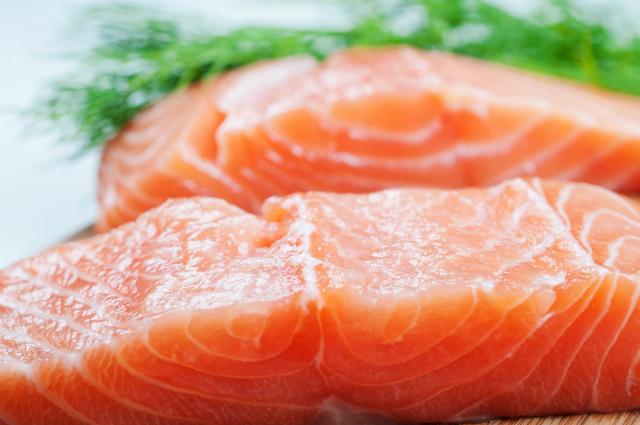 Alimenti per vivere a lungo: il salmone
