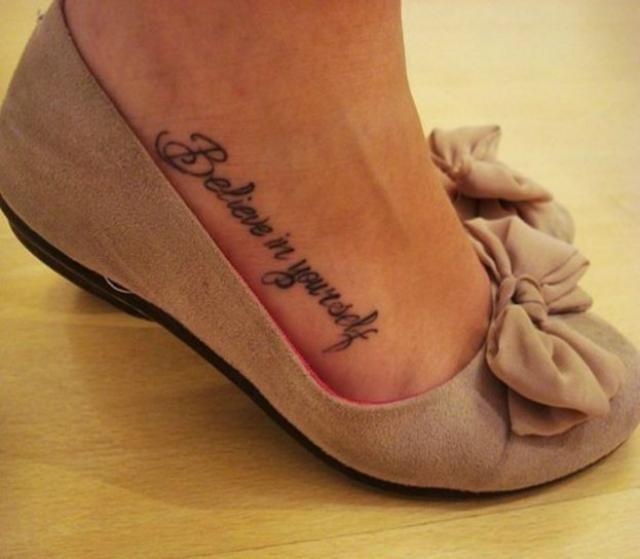 Come decidere se fare un tatuaggio