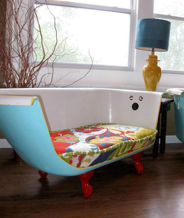 La vasca divano