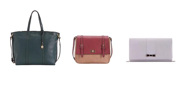Le borse della collezione autunno-inverno 2015/2016 di Carpisa
