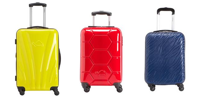 I trolley della collezione autunno-inverno 2015/2016 di Carpisa