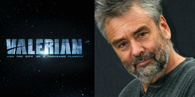 """Disegna il costume per """"Valerian"""", il nuovo film di Luc Besson"""