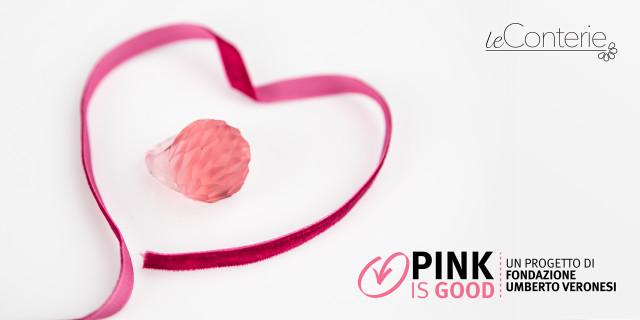 Pink is Good: la battaglia e l'anello più importanti per ogni donna