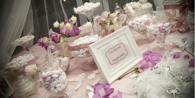 Confettata fai da te per comunioni matrimoni battesimi