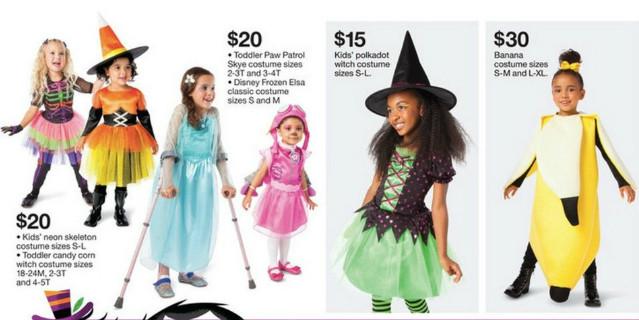 Costumi di Halloween: il Volantino con la Bimba Disabile Diventa Virale