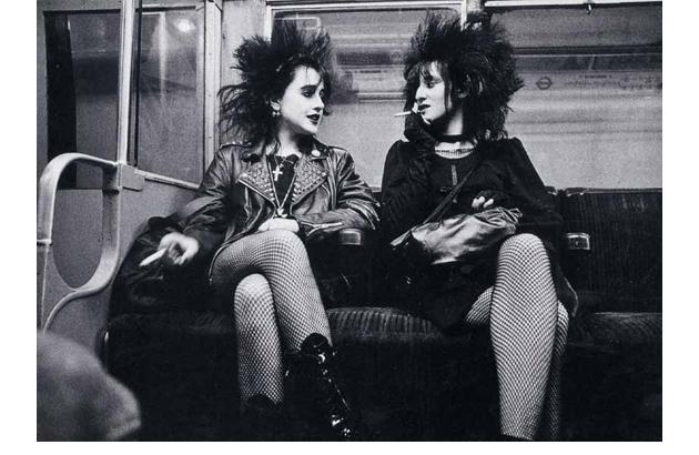 Moda gotica anni 80
