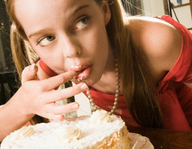 lamentarsi delle calorie