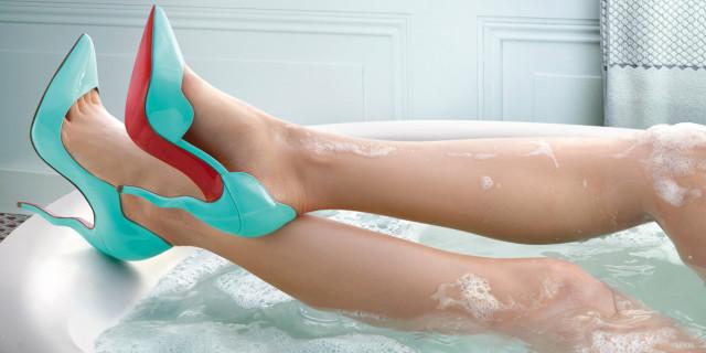 Louboutin: le Scarpe Femminili delle Star entrate nel Mito