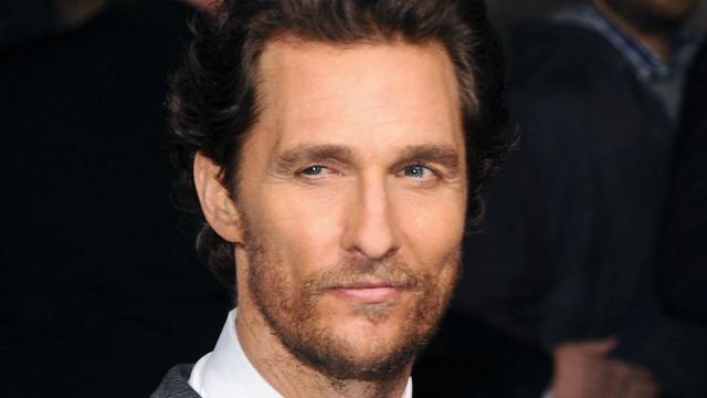 la trasformazione di Matthew McConaughey