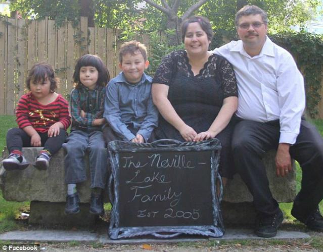 famiglia neville-lake