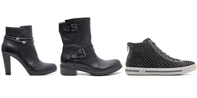 Le scarpe della collezione autunno-inverno 2015/2016 di NeroGiardini