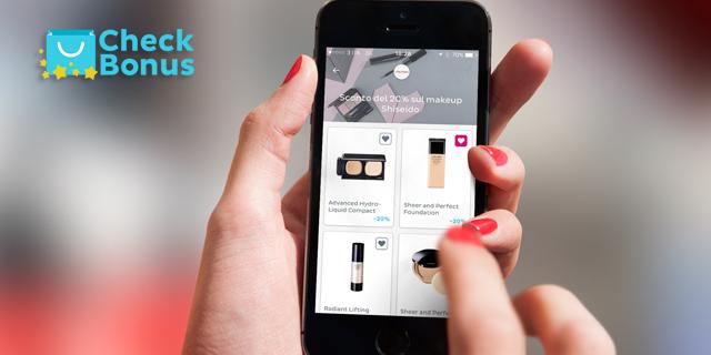 Check Bonus: Entri in Negozio e l'App ti premia. Provate in Coin!