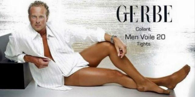 Collant per Uomo: eccessi della Moda o li indossano davvero?