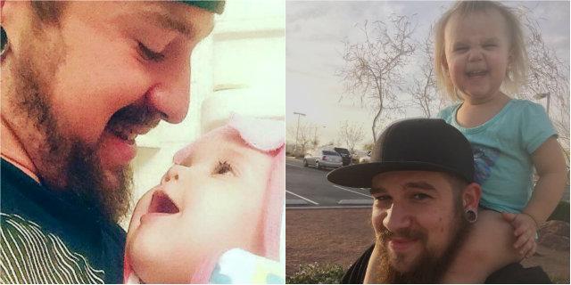 La mamma li abbandona: ecco che fine hanno fatto il papà single e la bimba di 10 mesi