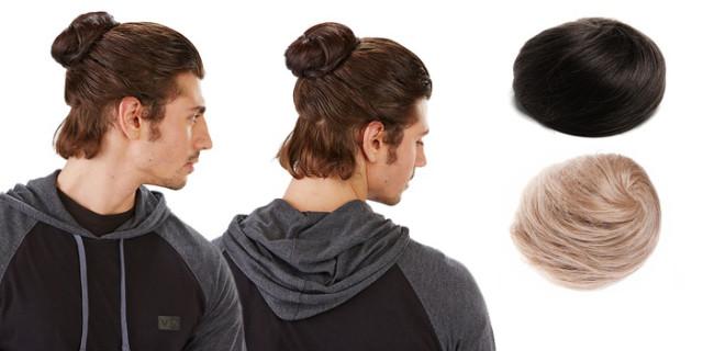 Arriva lo Chignon Rimovibile per Uomo: Moda all'Ultimo Grido o Eccesso?
