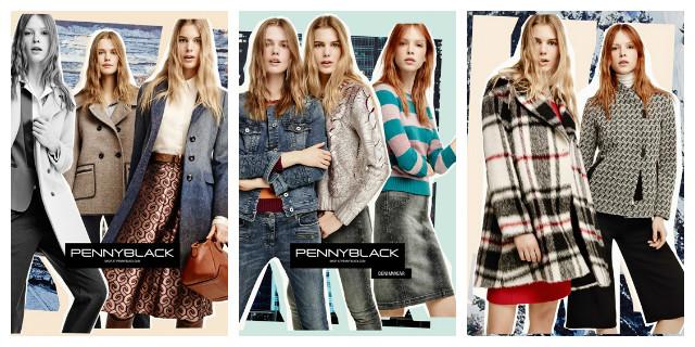 collezione autunno inverno pennyblack