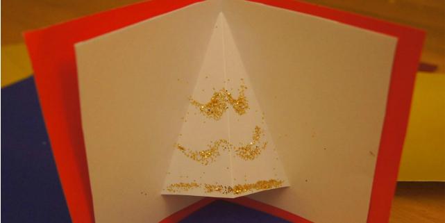 Conosciuto Biglietti natalizi fai da te: 5 idee uniche! - Roba da Donne NW98
