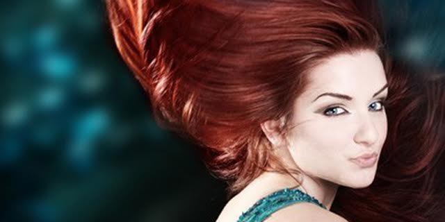 capelli rosso mogano