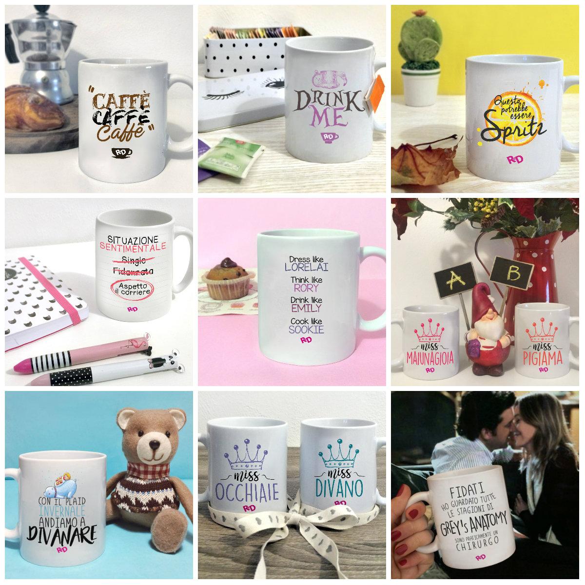 Per natale stupisci le amiche o tua sorella ecco 9 regali for Tazze da regalare a natale