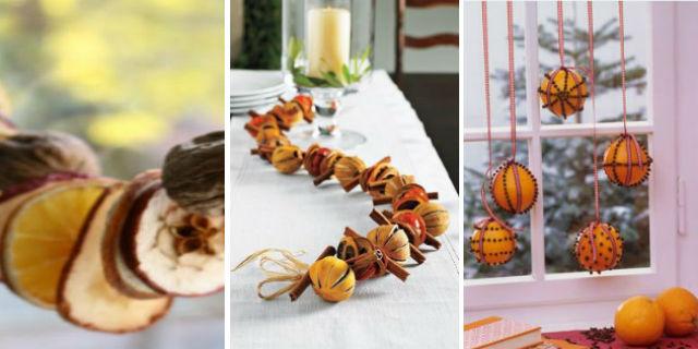 7 idee per addobbi e decorazioni natalizie fai da te - Idee per decorazioni natalizie per la casa ...