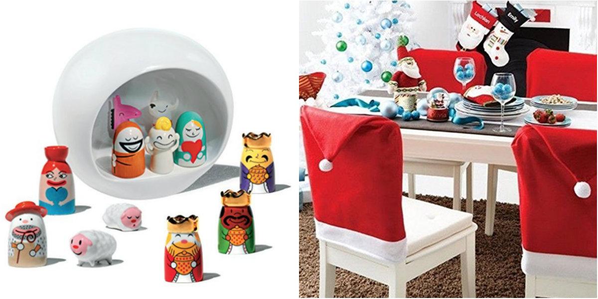 Addobbi di natale economici roba da donne - Idee per decorazioni natalizie per la casa ...