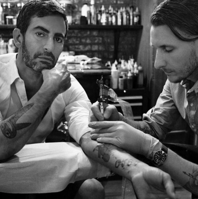 farsi tatuare al buio