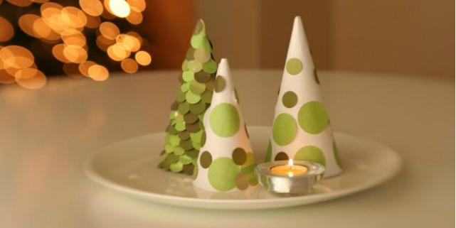 Favorito Lavoretti di Natale: 6 idee semplici - Roba da Donne ZU66
