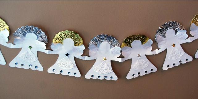 Lavoretti di natale 6 idee semplici roba da donne for Lavoretti per decorare la stanza