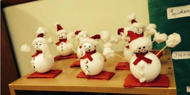 Amato Lavoretti di Natale: 6 idee semplici - Roba da Donne EM94