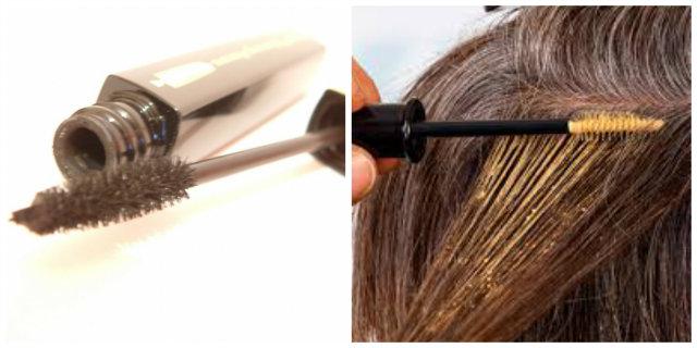 Mascara per capelli  bye bye ricrescita! - Roba da Donne cac764eae612