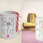 A Natale Dillo con le Tazze Roba da Donne. 32 Idee per 12 Tipi di Amici (e non solo)