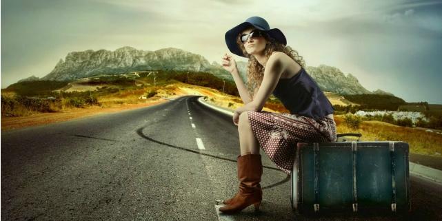 viaggiare sicuri da soli