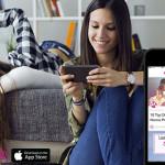 È arrivata! Ecco 5 buoni motivi per scaricare l'app di Roba da Donne