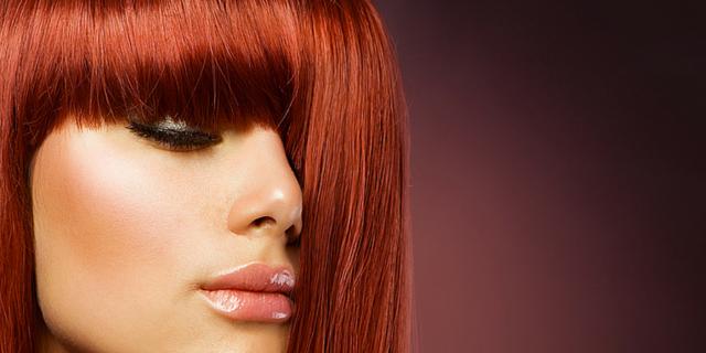 capelli rossi ramati