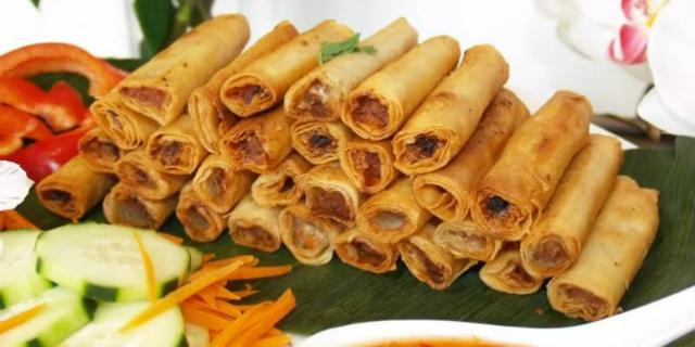 piatti della cucina filippina