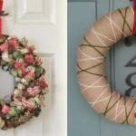 4 idee fai da te per realizzare ghirlande natalizie: dalla carta al feltro!