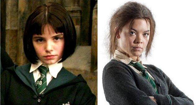10 Personaggi dei Film di Harry Potter Impersonati da più Attori