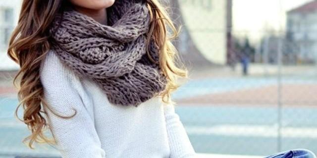 sciarpe di lana fai da te roba da donne