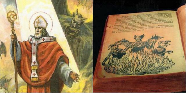 Orazione di San Cipriano per far ritornare l'amore perduto