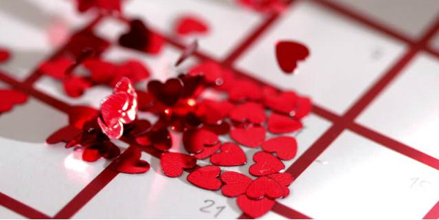 san valentino giornata diversa