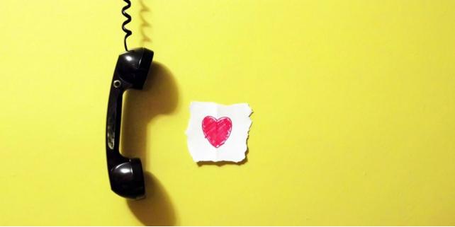 San Valentino senza tecnologia