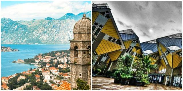 10 Città che Dovete Assolutamente Visitare nel 2016