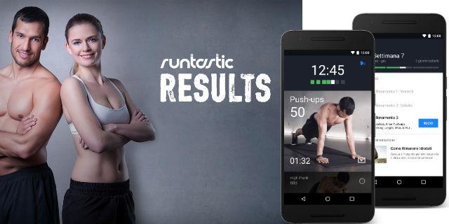 Runtastic Results: come Rimettersi in Forma dopo le Abbuffate Natalizie in 4 Step