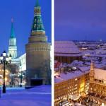 Viaggi d'Inverno: 10 Stupende Città da Scoprire Assolutamente