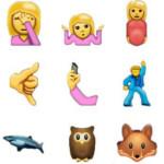 Emoticon: in Arrivo 74 Nuove Emoji, Ecco Quali e Quando