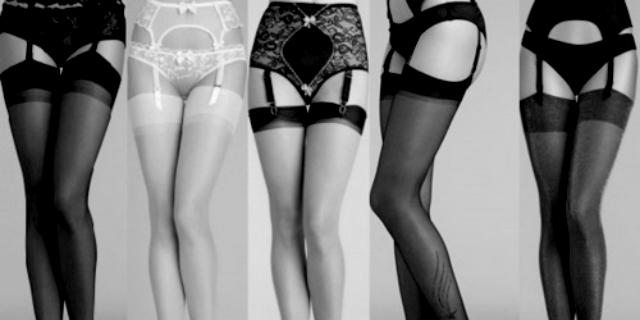 Favoloso Reggicalze: come indossarlo e tendenze moda - Roba da Donne IX14
