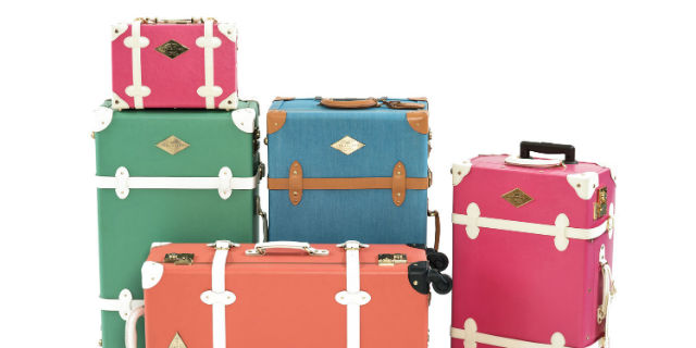 Fonte: Steamline Luggage