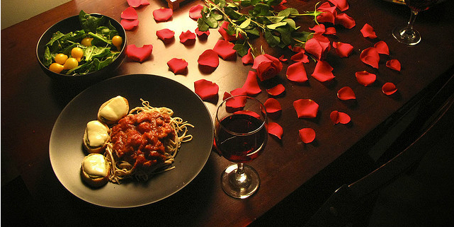 sorprenderlo a san valentino