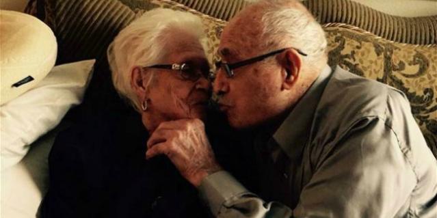 82 anni matrimonio